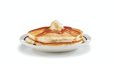 Original Gluten-Friendly Pancakes - (Short Stack) Image