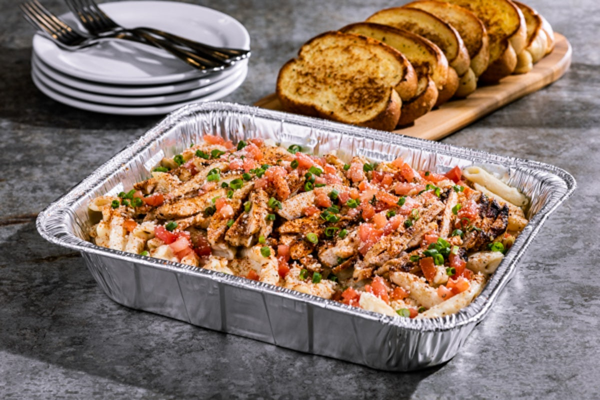 Cajun Chicken Pasta Party Platter - Small