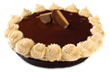 THERE'S CHOCOLATE ON MY PEANUT BUTTER PIE™
