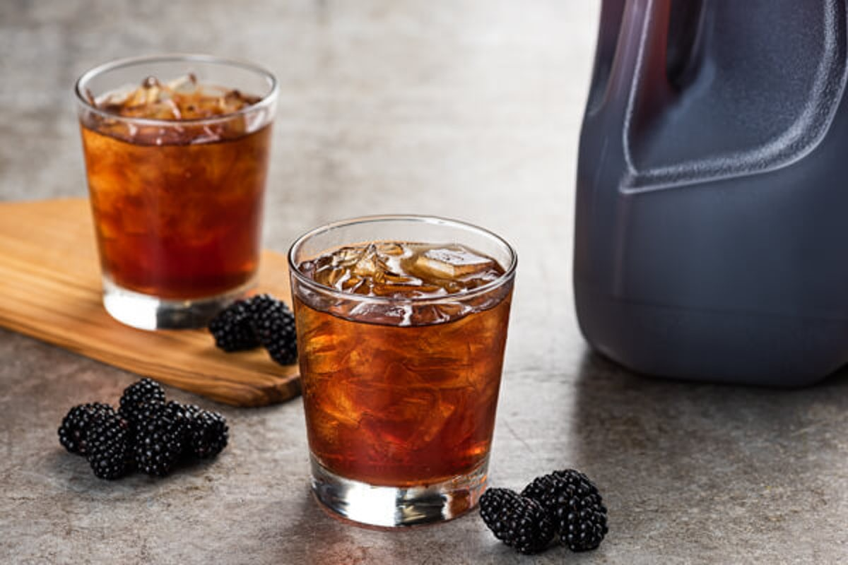Gallon of Blackberry Iced Tea