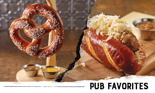 Pub Favorites