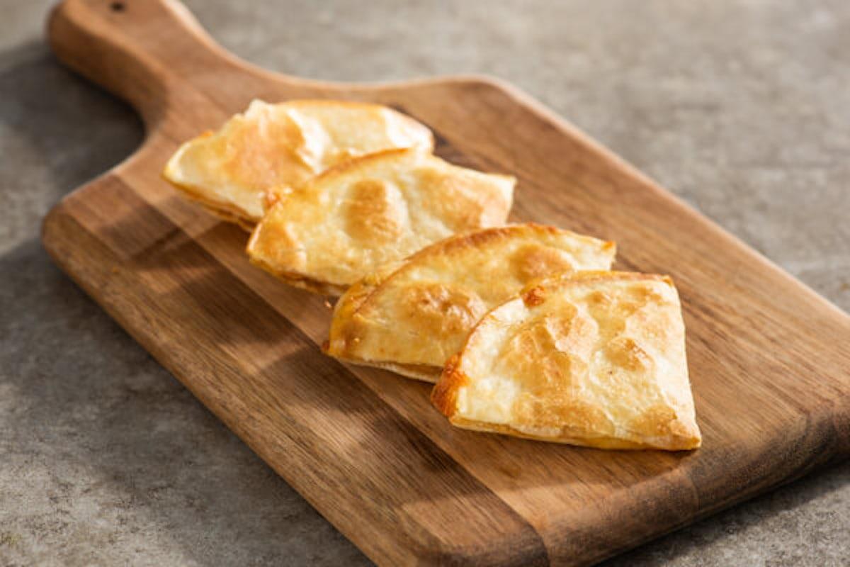 Pepper Pals® Cheese Quesadilla