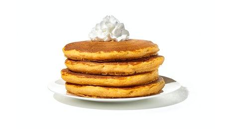 Pumpkin Spice Pancakes - (Full Stack) Image