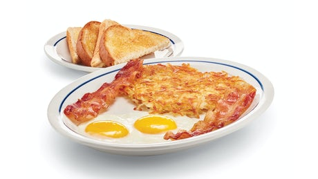 Quick 2-Egg Breakfast Image