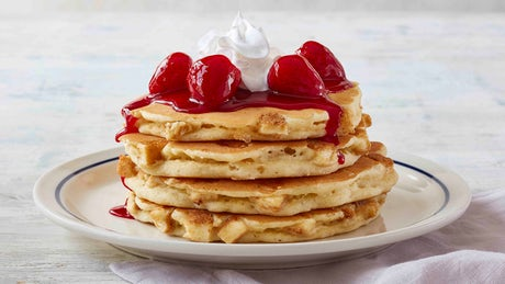 New York Cheesecake Pancakes Image