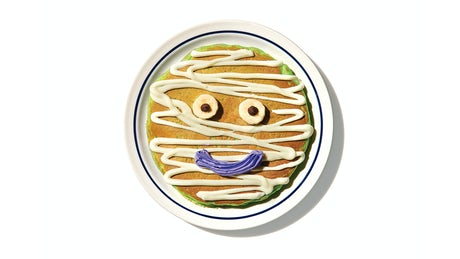 Mr. Mummy Pancake Image