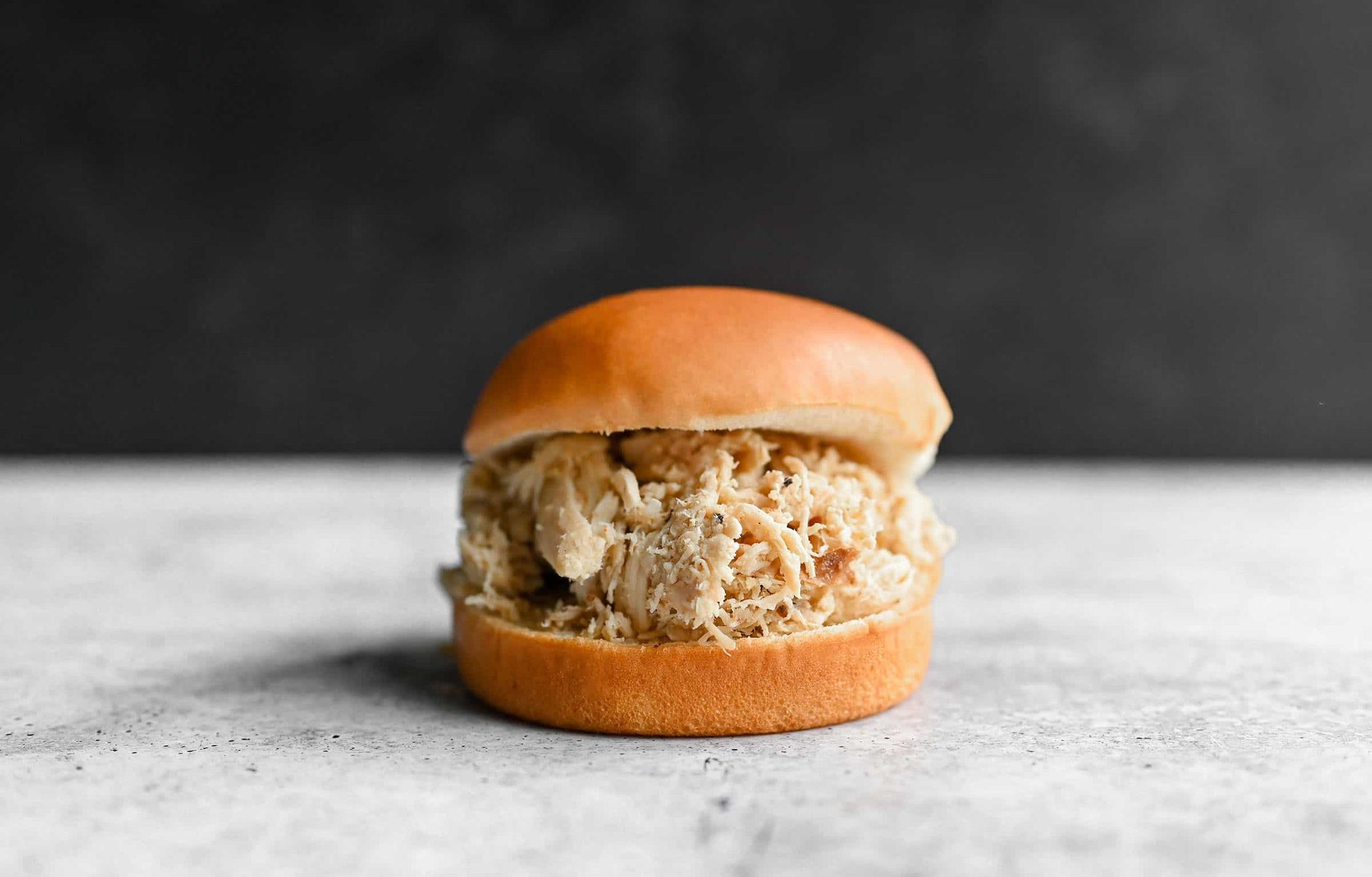 Lite Lunch Pulled Chicken