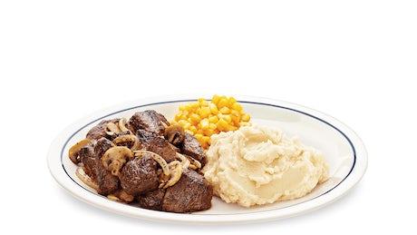 Sirloin Steak Tips Image