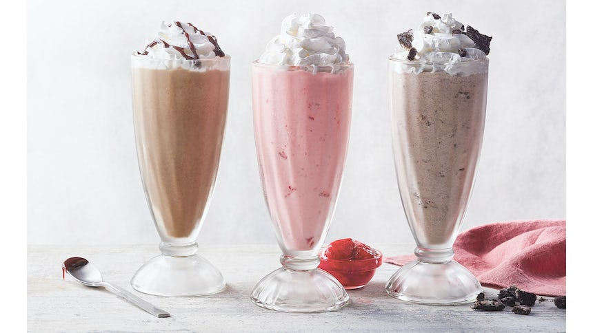House-Made Milkshakes Image