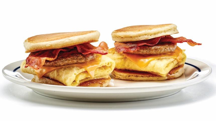 IHOP® Signature Pancake Sliders Image