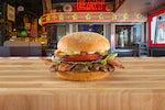 Bacon Hamburger