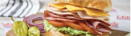 Euro Baguette Sandwiches