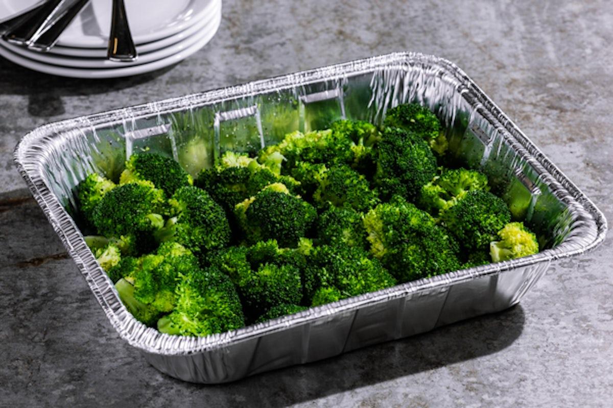 Party Platter Side - Steamed Broccoli