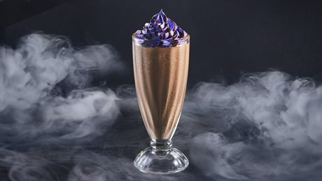 Uncle Fester Chocolate Ice Scream Shake Image