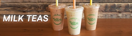 Real Milk Teas