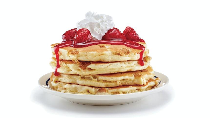 New York Cheesecake Pancakes Image