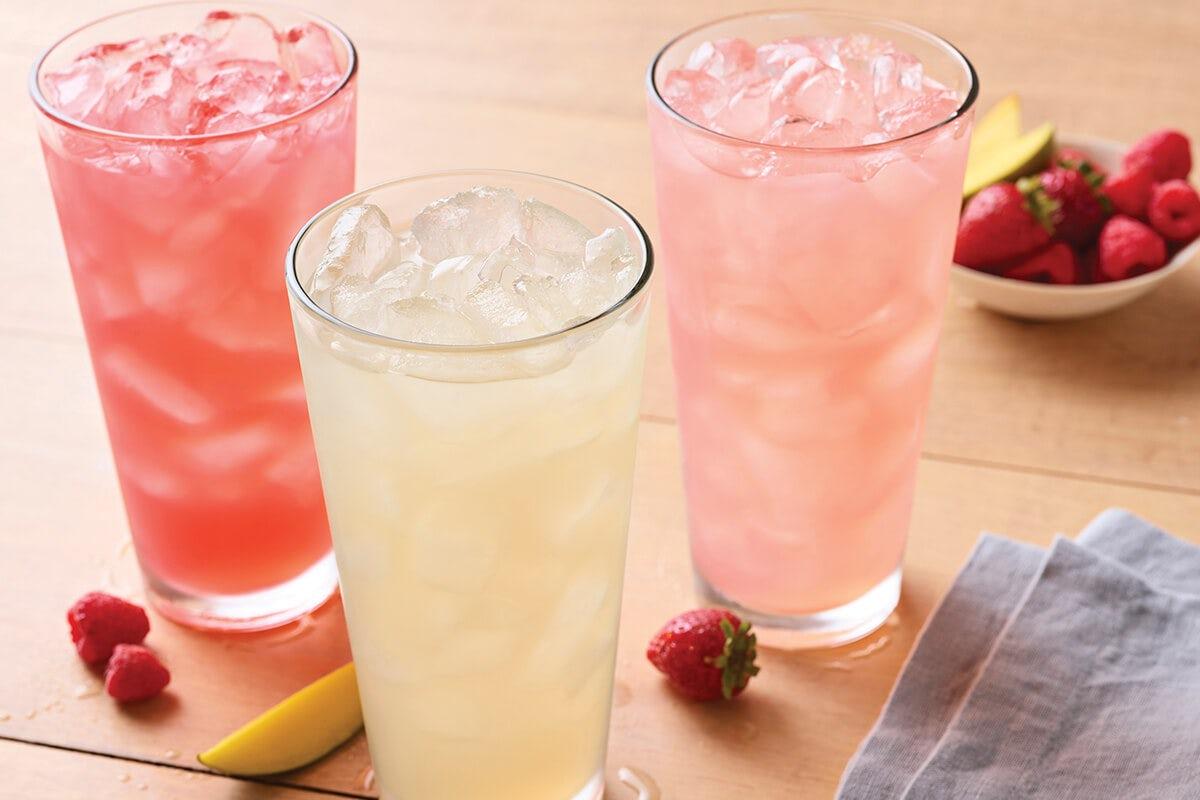 Flavored Lemonades Image