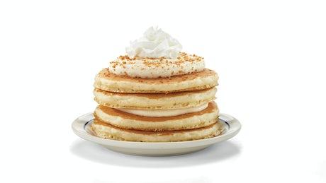 French Crème Brûlée Pancakes Image