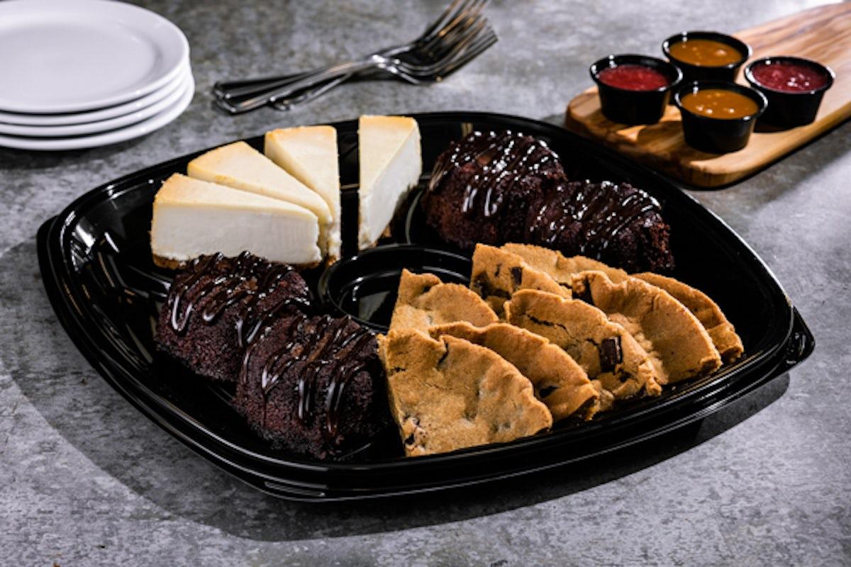 Party Platter Dessert Trio