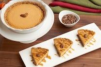 Pumpkin Cheesecake (Pre-order Only)