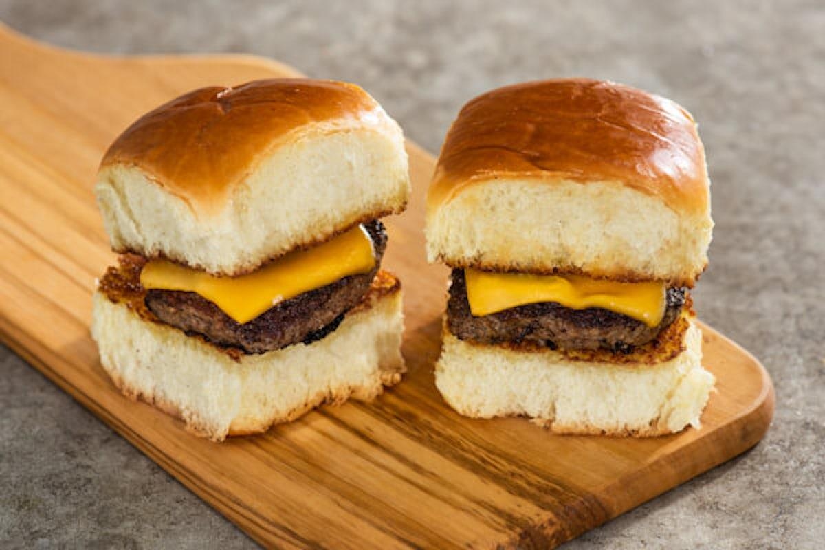 Pepper Pals® Cheese Burger Bites