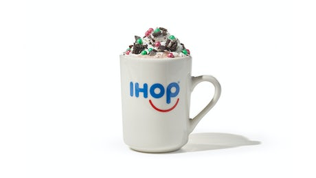 NEW! Lil' Cookie Hot Chocolate Image