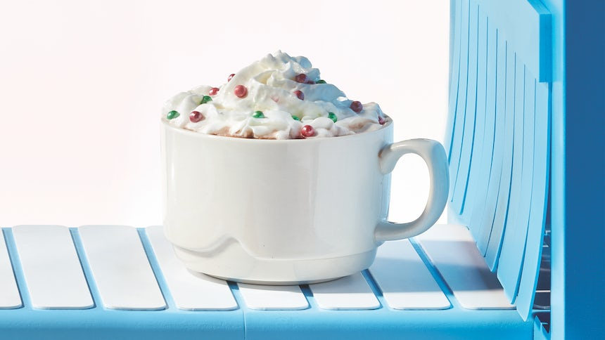 Little Elves Merry Marshmallow Hot Chocolate Image