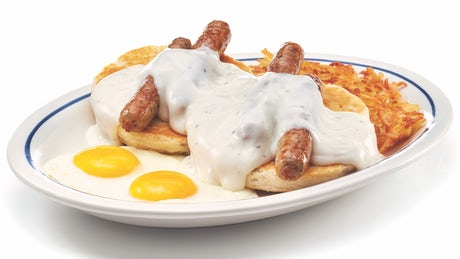 Buttermilk Biscuit & Gravy Image