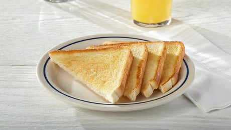 Buttered Toast Image