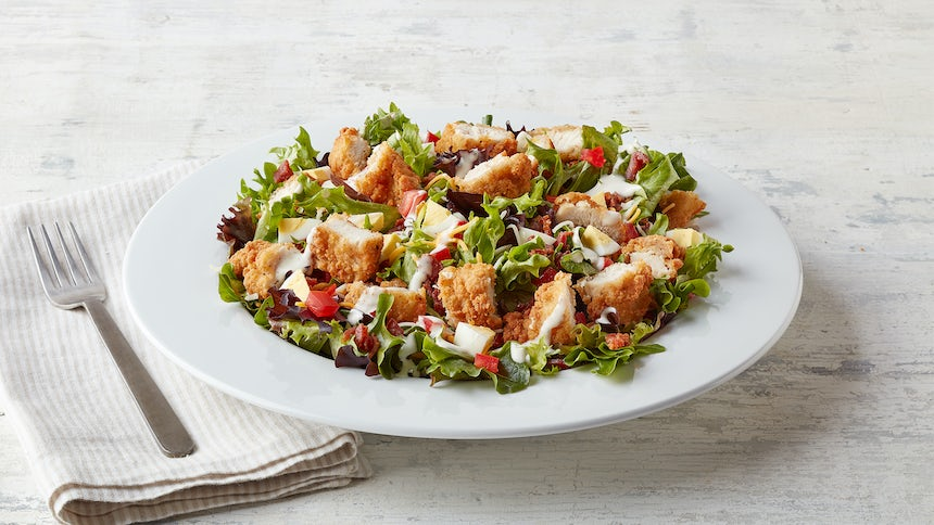 Chicken Cobb Salad Image