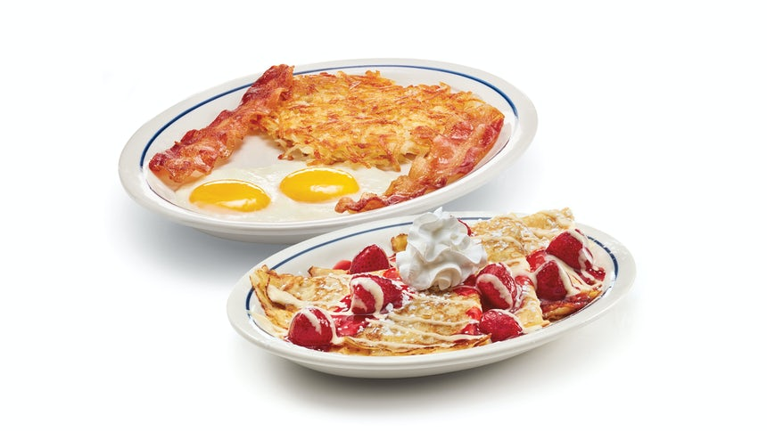 Create Your Own Crepe Combo Image