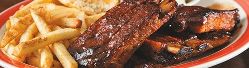Steak & Ribs