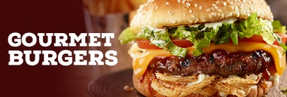 Fire-Grilled Gourmet Burgers