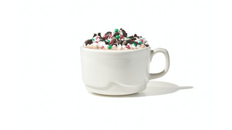 NEW! Cookies 'n' Cream Hot Chocolate Image