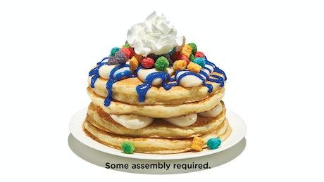 Cap'n Crunch's Crunch Berries® Pancakes  Image