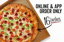New XL Pizza
