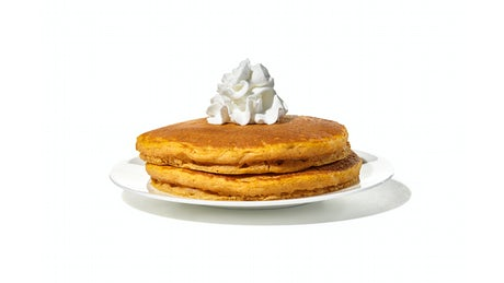 Pumpkin Spice Pancakes - (Side Order) Image
