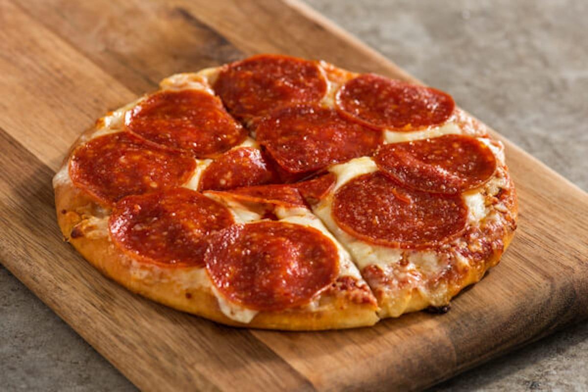Pepper Pals® Pepperoni Pizza