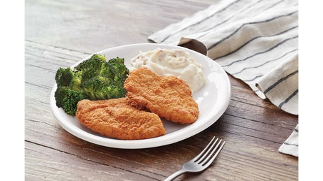 Buttermilk Crispy Chicken Image