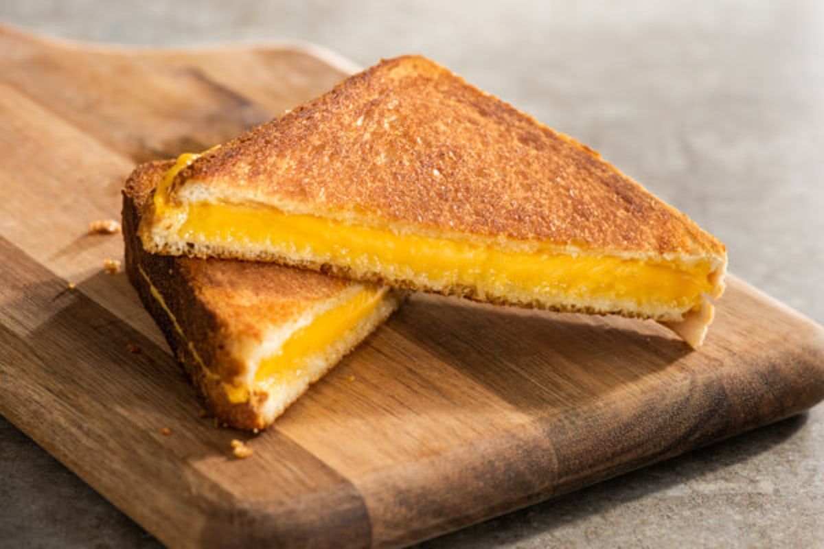 Pepper Pals® Grilled Cheese Sandwich