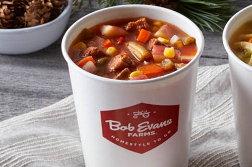 Family Size Hearty Beef Vegetable Soup
