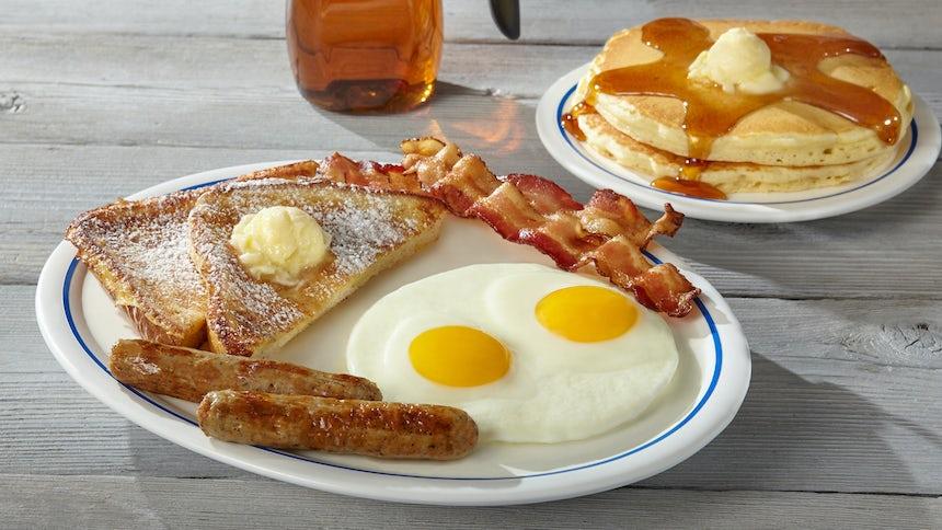 Split Decision Breakfast Image