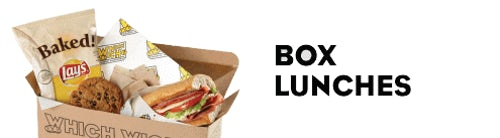Catering Box Lunches