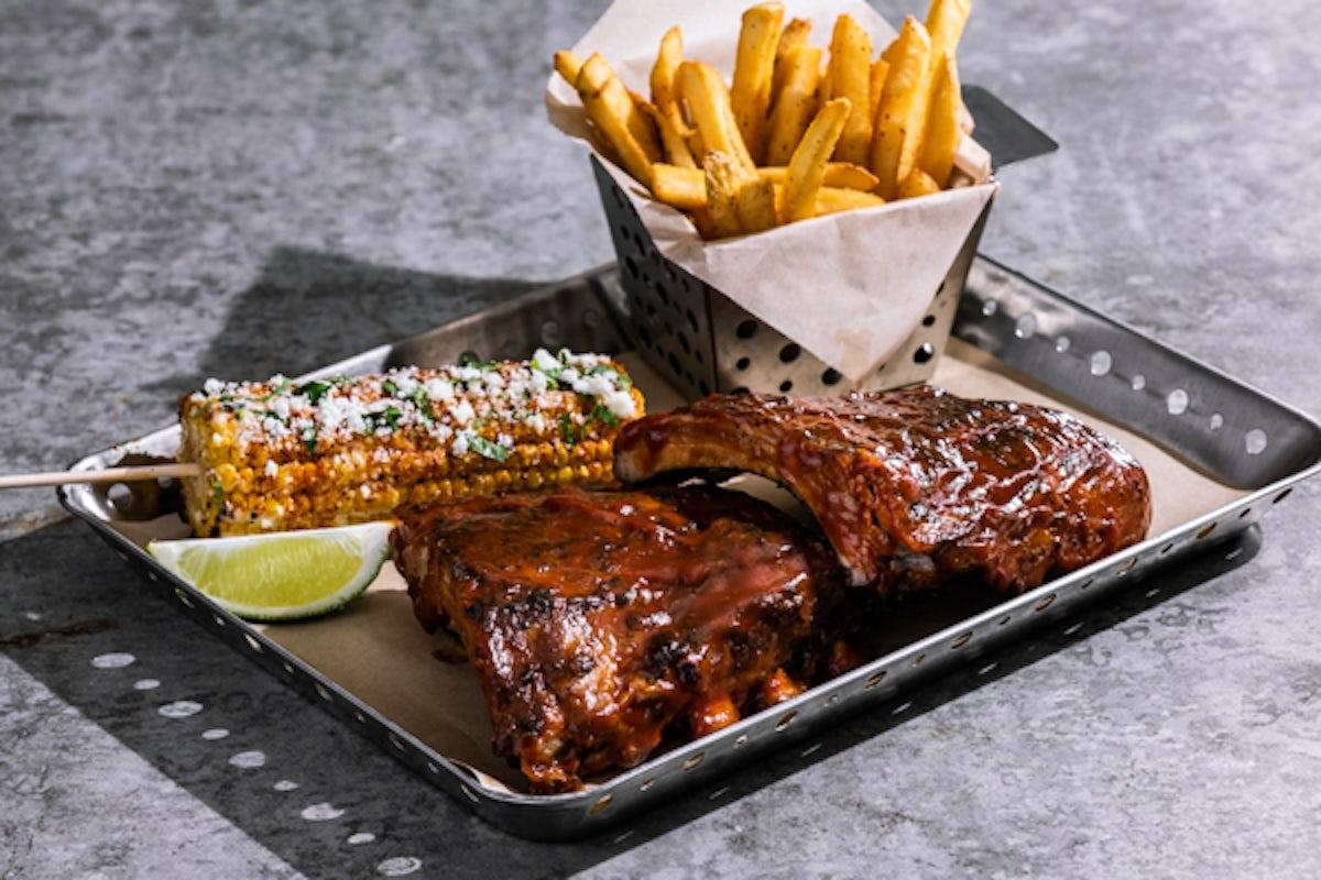 House BBQ Full Order Ribs
