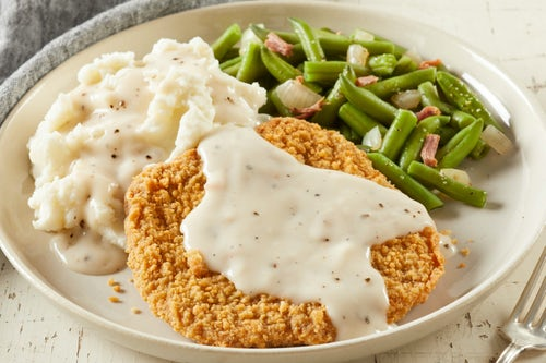 Bob Evans Menu Country Fried Steak