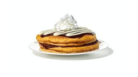 Pumpkin Cinn-A-Stack® Pancakes - (Side Order) Image