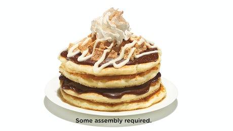 Cinnamon Toast Crunch™ Pancakes  Image