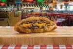 Beef-n-Cheddar Croissant