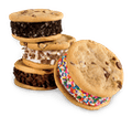 SIGNATURE ICE CREAM SANDWICH VARIETY - 4 PACK