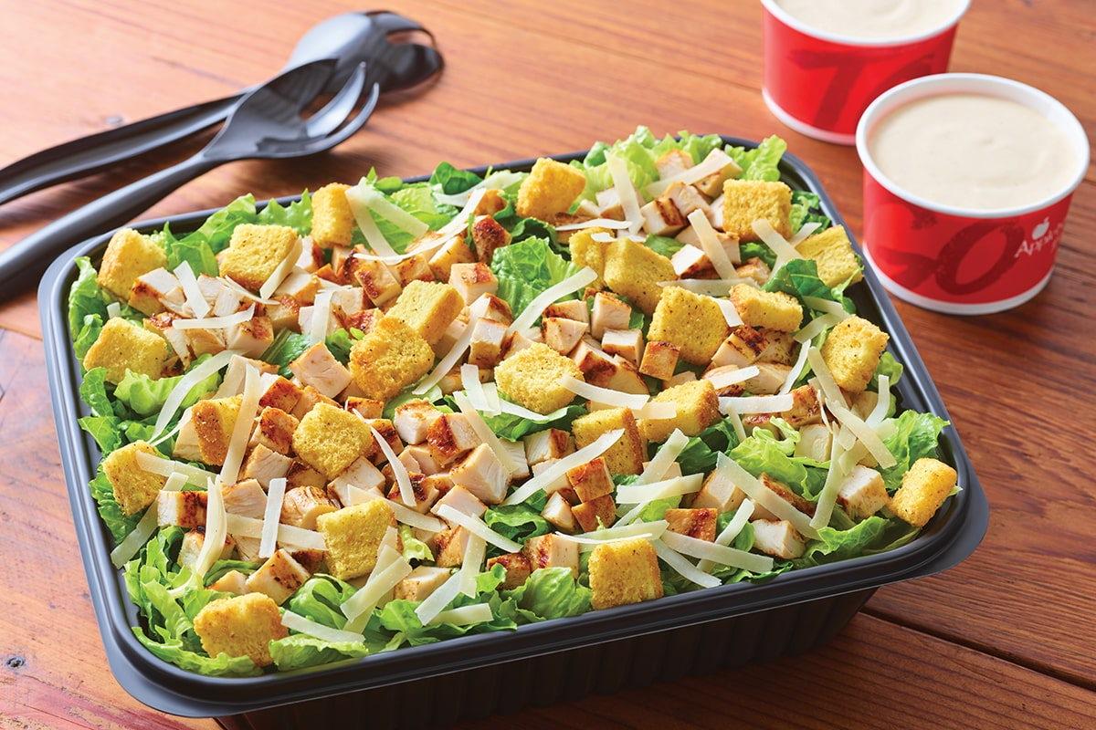 Grilled Chicken Caesar Salad - Serves 6-8 Image